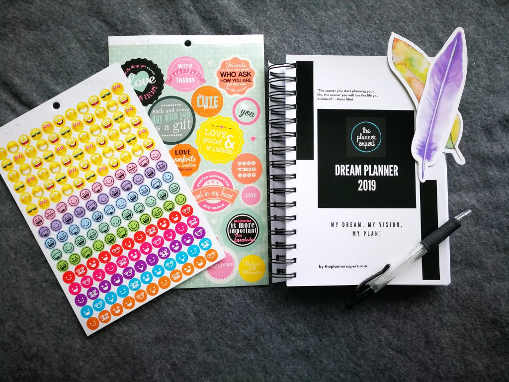 The Dream Planner Kit